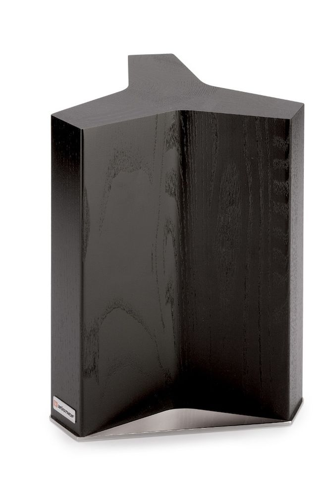 Knivmagnet sort bøk 24 cm Wüsthof